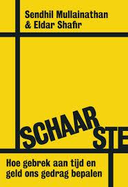 Bureau Omlo - Onderzoek & Advies - Boekrecensie Schaarste