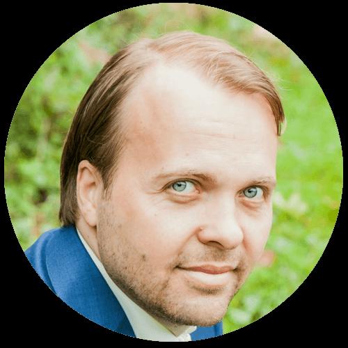 Bureau Omlo - Onderzoek & Advies - Profielfoto - Kleur - Jurriaan Omlo